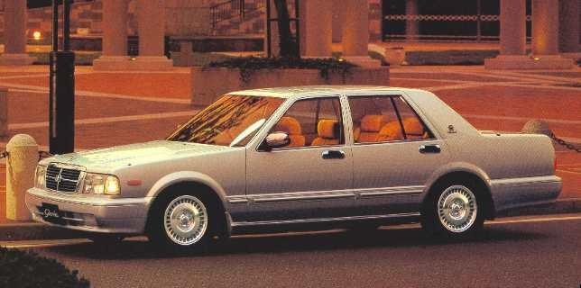 Nissan gloria y31